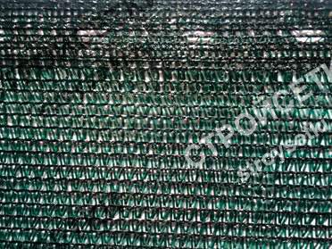 Сетка солнцезащитная (70% затенения) фото