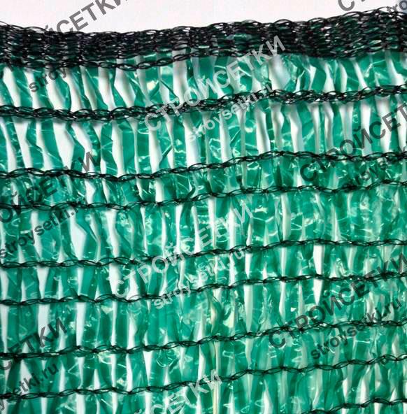 Фасадная сетка для лесов 50 гр фото