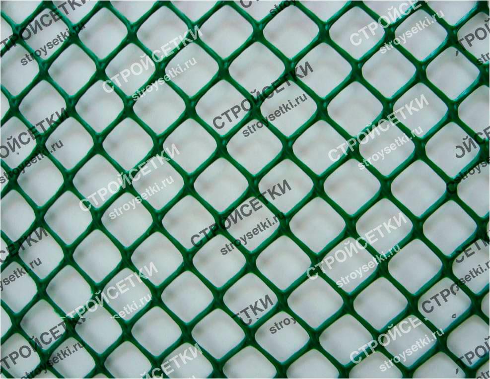 Сетка садовая пластиковая Ф-18 фото