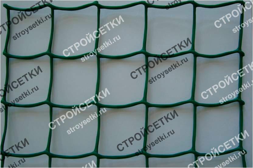 Сетка пластиковая шпалерная Ф-60 фото
