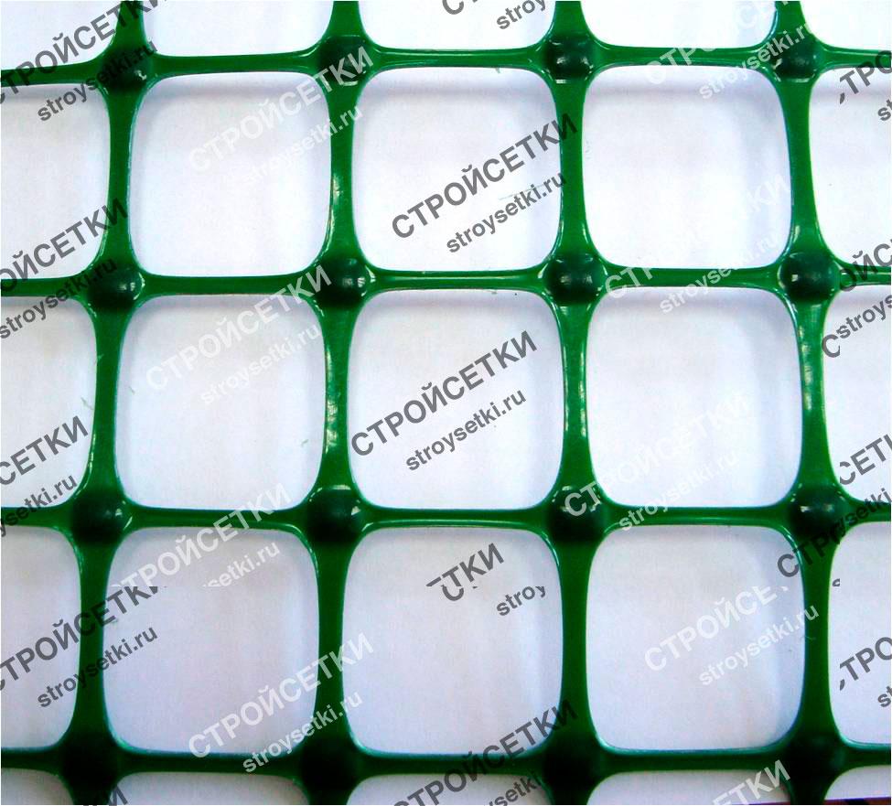 Сетка армирующая пластиковая С-45 фото