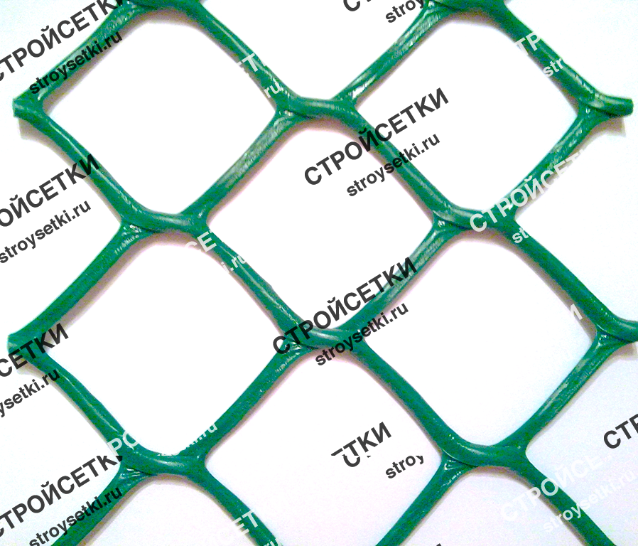 Сетка пластиковая заборная З-70 фото
